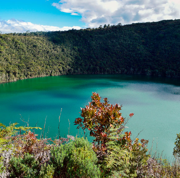 bogota lake
