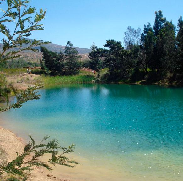 boyaca lake