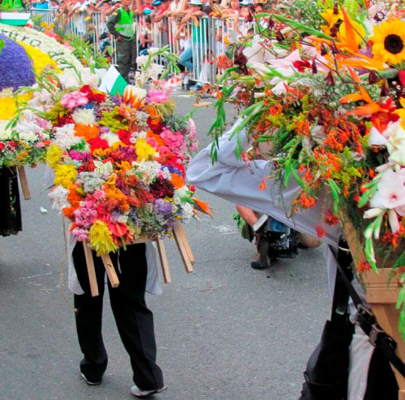 medellin flower fair travel