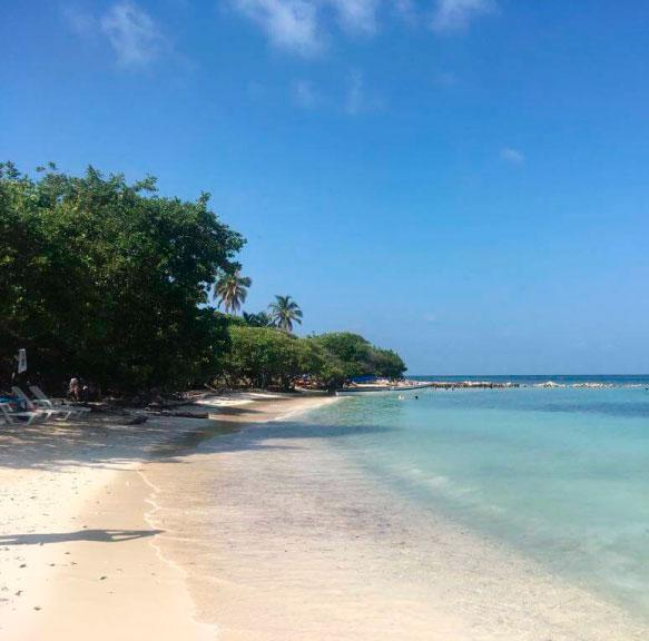 san bernardo beach