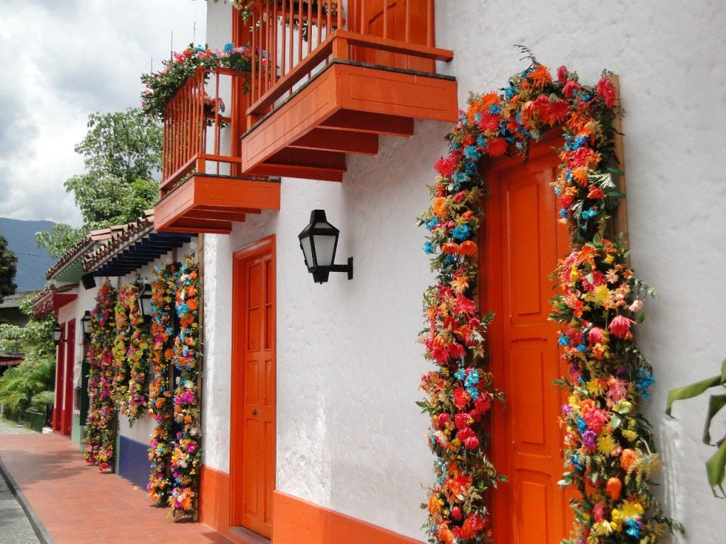 Flores de Santa Elena